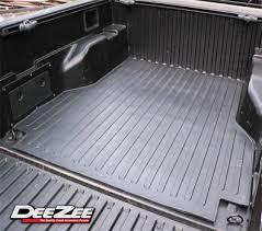 Dee Zee Heavyweight Rubber Truck Bed Mat for 99 06 Silverado