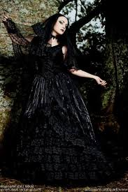 gothic wedding dresses black and green naf dresses