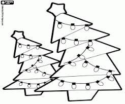 Kleurplaten Kerstboom Kleurplaat