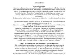 philosophy essay sample philosophy essay a persuasion of the essays on education and educational philosophy