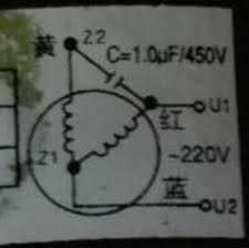 wire capacitor with exhaust fan