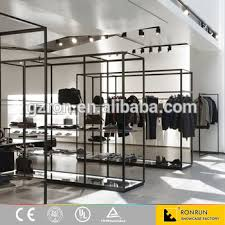 modern retail furniture. 2017 Modern Retail Clothes Store Commercial Furniture Clothing Display Racks A