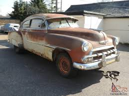 1951 Chevrolet/Chevy Fleetline Fastback Deluxe(Coupe) Fresh import ...
