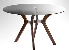 round table 30 inch glass top neuro furniture with regard to dining inspirations 14
