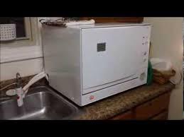 countertop igloo dishwasher