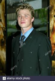 Eric Pitt poses on the red carpet at the premiere of the movie ...