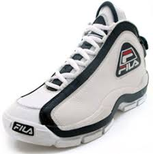 fila high top sneakers. fila - grant hill 96 high top sneakers