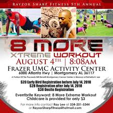 8 more xtreme workout for joy to life foundation