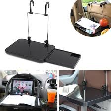 caveen auto tray eating laptop steering wheel desk cup holder car truck