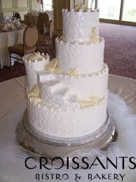 Sand Castle Beach Wedding Cake Croissants Myrtle Beach Bistro Bakery