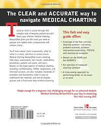 Buy Medical Charting Demystified Book Online At Low Prices In India ...