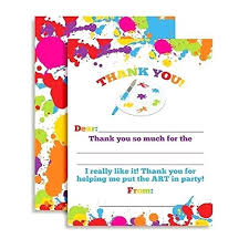 Thank You Cards For Children Image 0 Childrens Card Maker