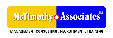 McTimothy Associates Recruitment 2017