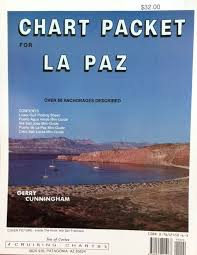 Nautical Charts Sea Of Cortez La Paz Chart Packet From Charlies Charts