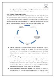 Effective Employee Management Strategy Best Summer Internship Report Employee Engagement