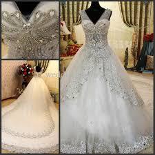 rhinestone wedding dress. Discount Luxury Rhinestone Wedding Dresses Bling Bling Beaded