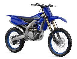 Yamaha <b>Motocross</b> Motorcycles