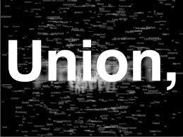 Image result for the union  word