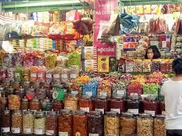 Người tiêu dùng Đà Nẵng ưa thích sản phẩm bánh kẹo mứt Tết từ nội địa