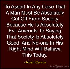 Albert Camus Quotes And Sayings With Images Linesquotescom