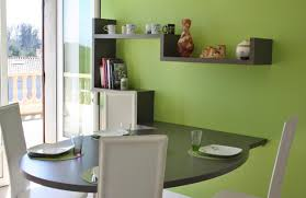 Table De Cuisine Moderne En Verre Maison Design Bahbe Com
