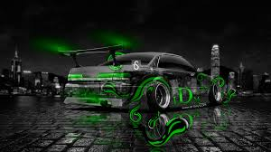 toyota mark 2 jzx0 jdm effects tuning car
