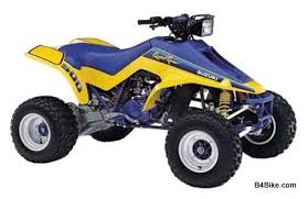 suzuki lt500r quadracer the fastest atv in the world b4bike