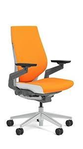 ebay office furniture used. Steelcase Gesture Tangerine Adjustable Office Chair 442a40 5s17 Ebay Sale S Furniture Used