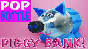Diy Alkansya Design Diy How To Make A Homemade Pop Bottle Piggy Bank