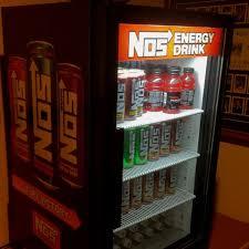 Monster Energy Drink Vending Machine Interesting NOS Energy Drink Is Better Than Monster This Has 48 Grams Of