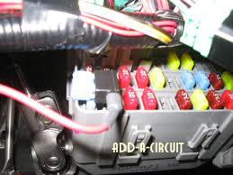 adding a power outlet front honda element owners club forum more wire and an assorted box of wire crimps connectors and some electrical tape i installed the add a circuit to the rear accessory fuse like so