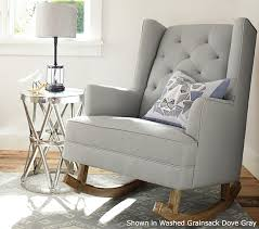 grey rocking chair17