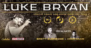 Luke Bryan Bridgestone Arena