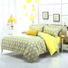 grey and yellow duvet cover grey yellow bedding yellow and gray bedding set