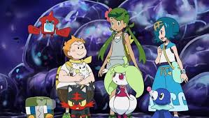 Pokemon sun and moon ultra legends episode 11 - video Dailymotion