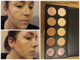 madison makeup contour palette kandigloss