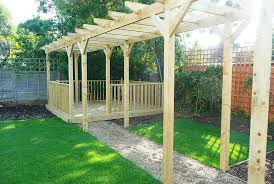 Small Picture decking ideas for a small garden Margarite gardens