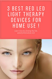 Anti Aging Light Therapy At Home Best Red Light Therapy Devices Anti Aging Estheticshub Com