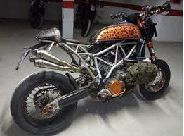 are trellis frames the next thing for 80 s and 90 s superbike customs