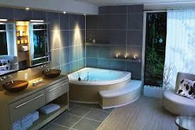 lighting ideas for bathrooms. smart bathroom led lighting ideas for the corner jacuzzi lighting bathrooms