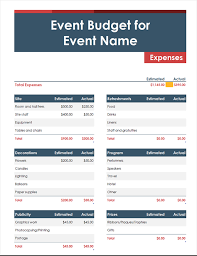 finances excel personal budget office templates