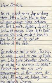 Star Wars Break Up Letter Oh Man That S Funny Flickr