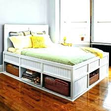 building a bed frame with drawers king bed frame with storage how to build bed frame building a bed frame with drawers