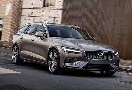 Volvo Joins Hybrid Space Race With Electrified S60 And V60