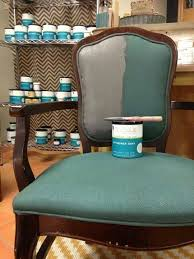 painting fabric furnitureHow To Paint an Upholstered Chair   Upholstery Chalk paint and