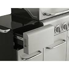 kenmore 6256595. kenmore 6 burner stainless steel front gas grill with storage *limited availability* 6256595