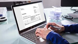 How To Create A Professional Invoice 5 Ways To Create A Professional Invoice Template Smallbizclub