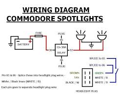 fog light wiring diagram with relay driving lights wiring diagram with relay at Wiring A Relay For Lights