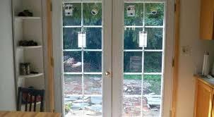 sliding door installation glass