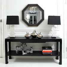 black console table other charming black console table decor 0 black console table decor small black